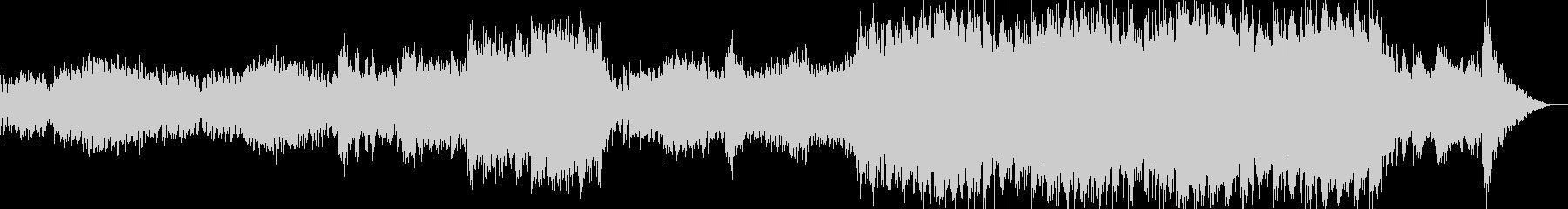エピック オーケストラ バグパイプの未再生の波形