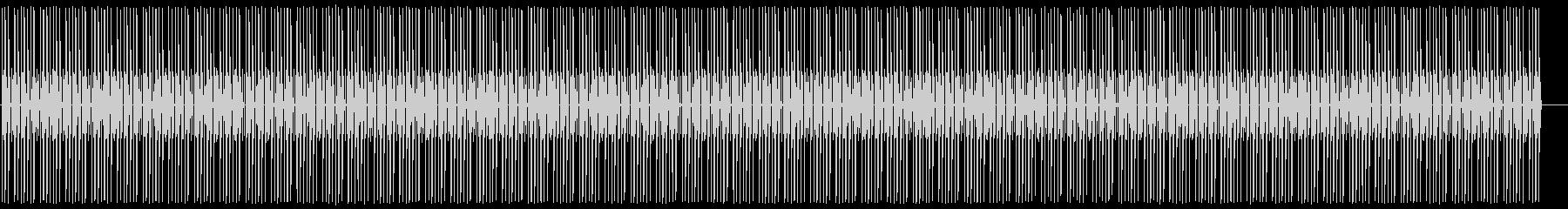 ヒップホップ/王道/ビートトラック/5の未再生の波形