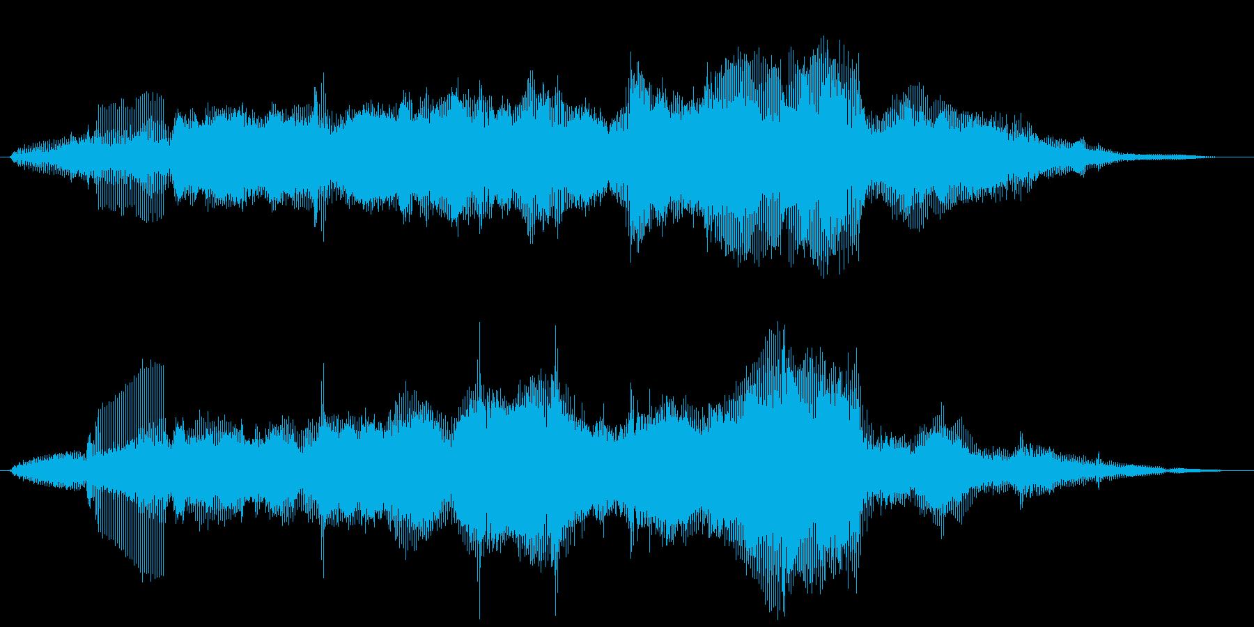 ゲームオーバー_001_宇宙_短の再生済みの波形