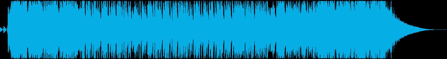 ♪深夜のJazzyなバーでワクワク密談♪の再生済みの波形
