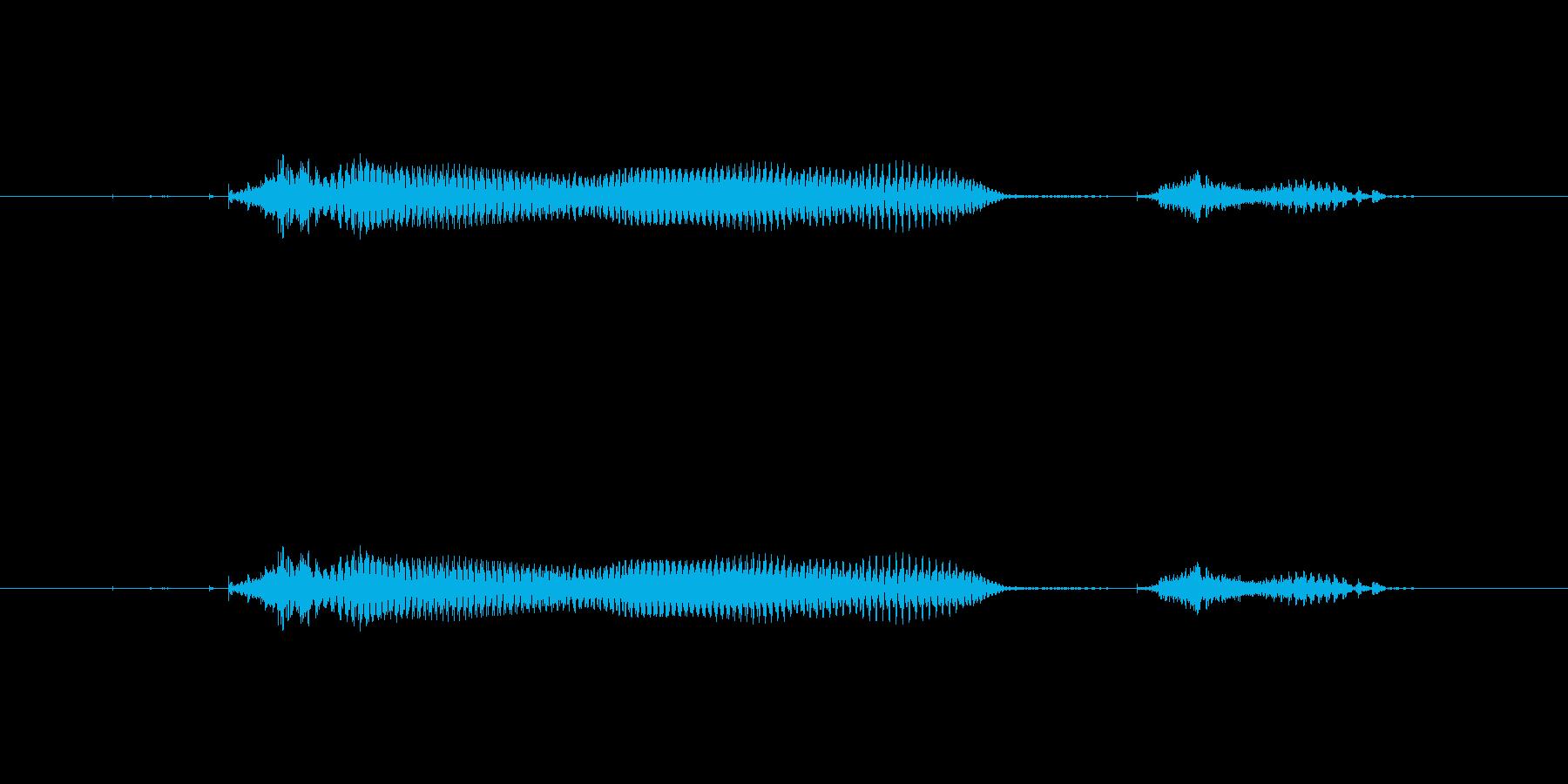 【日】12日の再生済みの波形