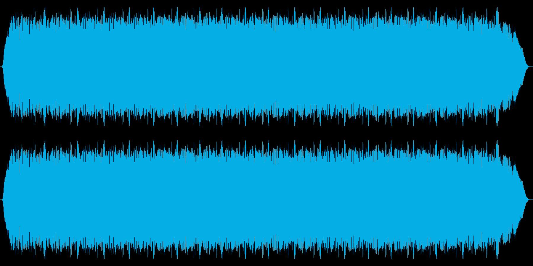 SNES レース02-01(エンジン)の再生済みの波形
