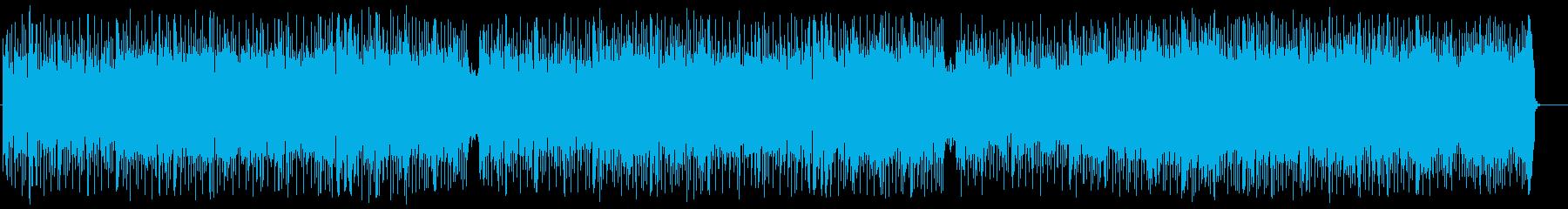 百鬼夜行のファイヤーストーム/メタルの再生済みの波形
