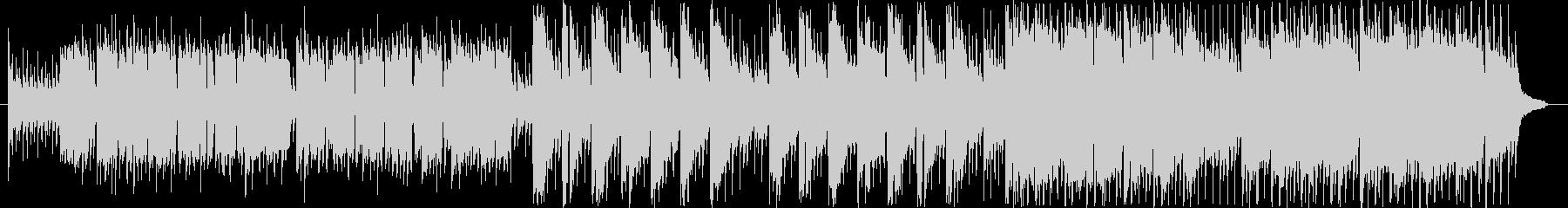 アメージンググレイス~陽気なカントリー風の未再生の波形