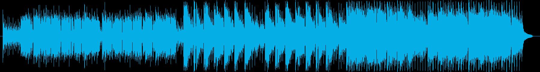 アメージンググレイス~陽気なカントリー風の再生済みの波形