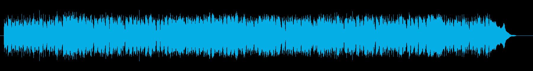 子供のマーチングバンドの再生済みの波形