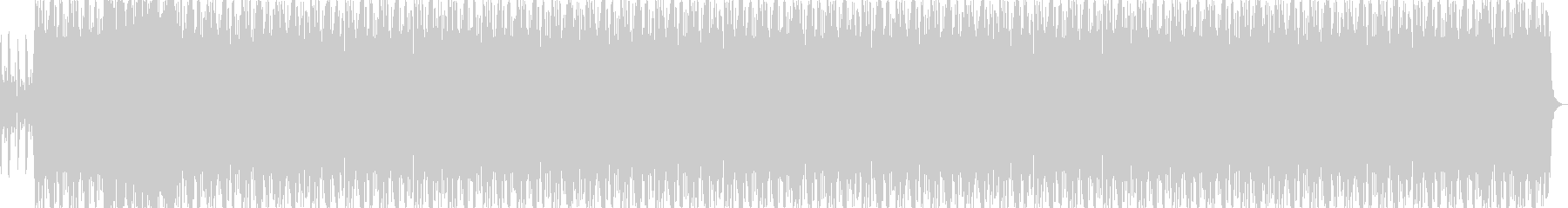 大河時代劇BGMオーケストラナレーションの未再生の波形