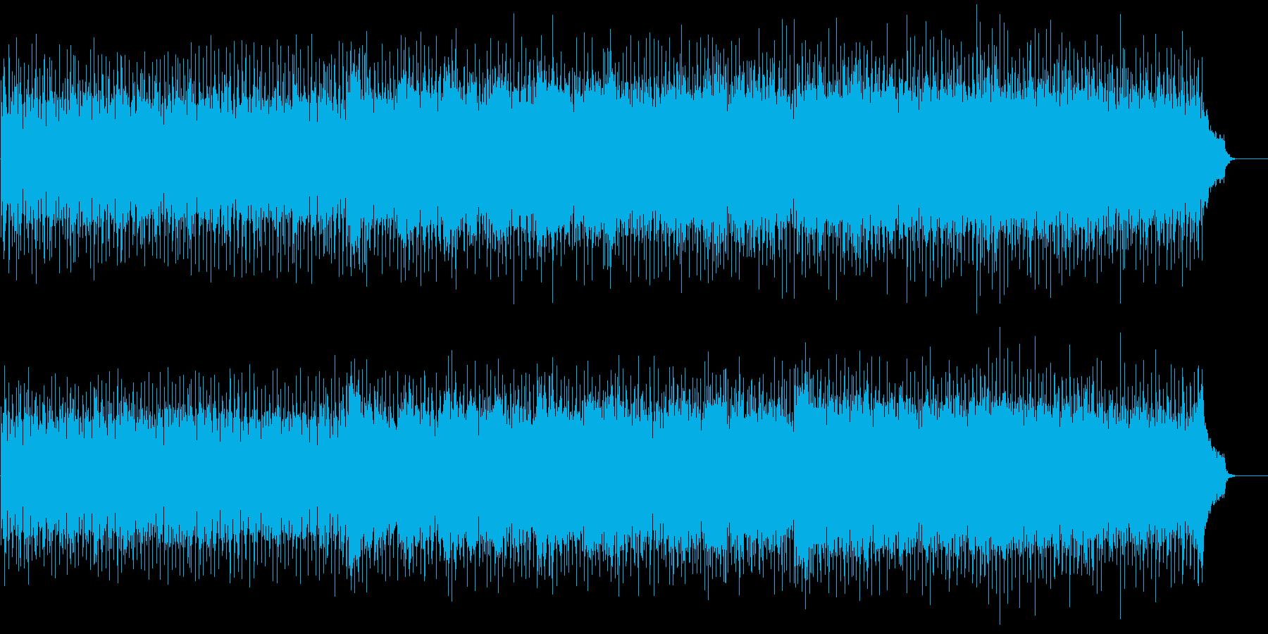 壮大なスケールのマイナー・ポップ/テーマの再生済みの波形
