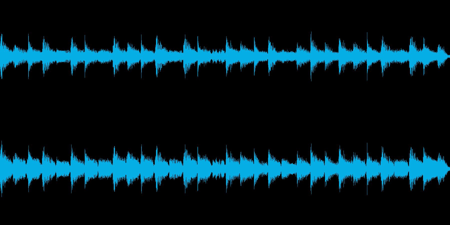 RPG福引場のルーレットで流れる曲です。の再生済みの波形