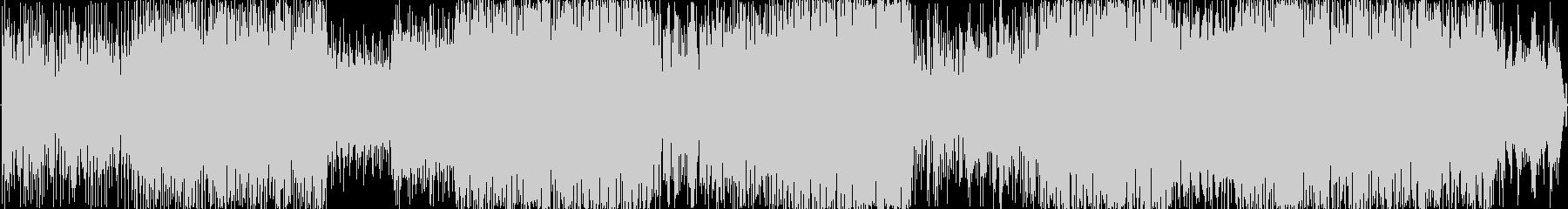 DnB エレクトロの未再生の波形