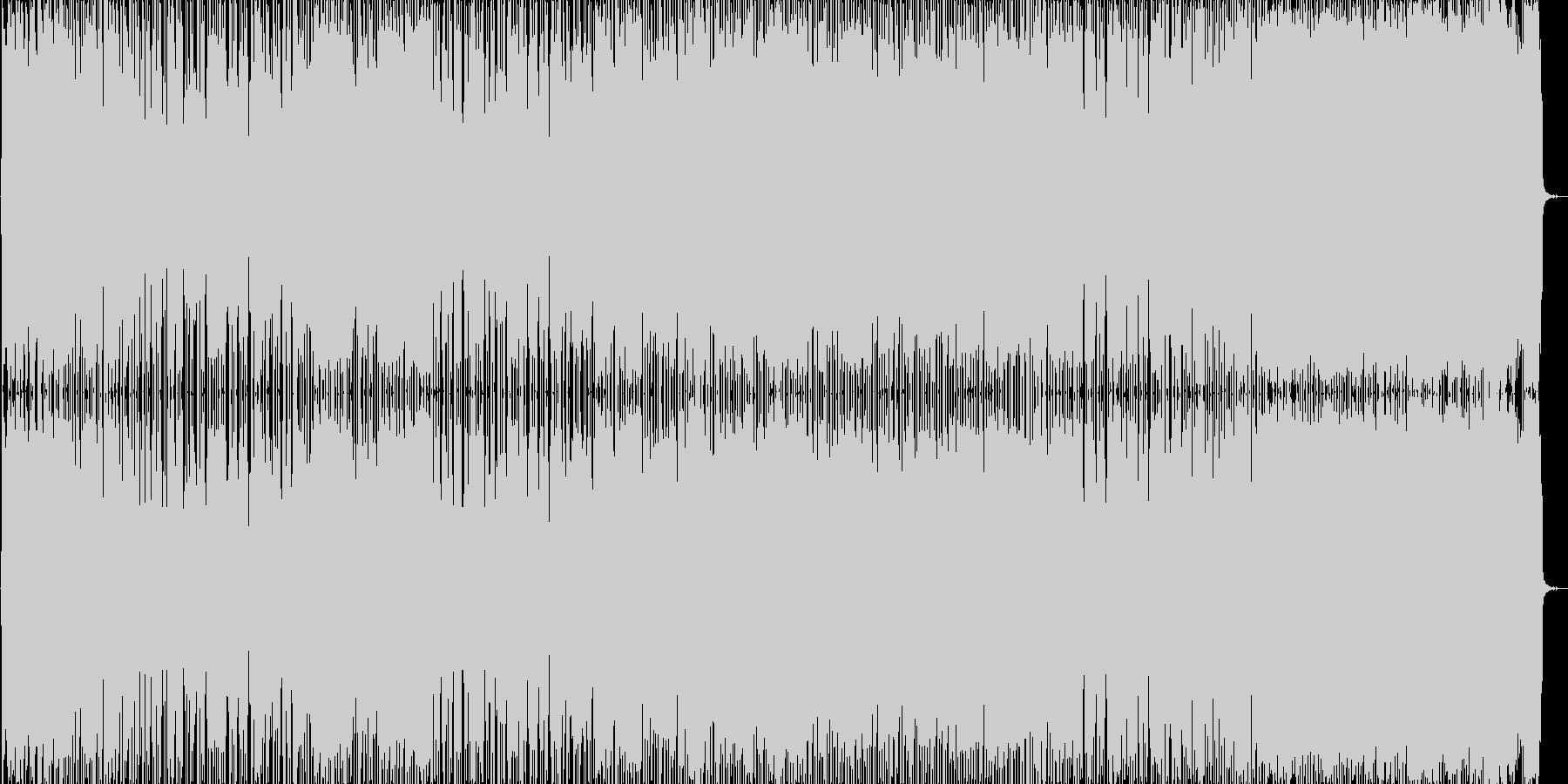 ミドルテンポの曲で主人公登場シーンや格…の未再生の波形