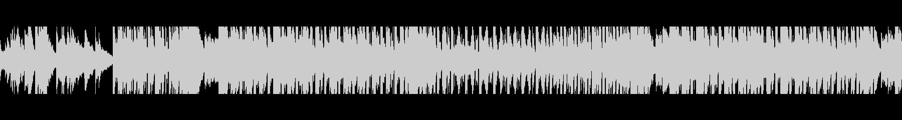 和風なEDMです。の未再生の波形