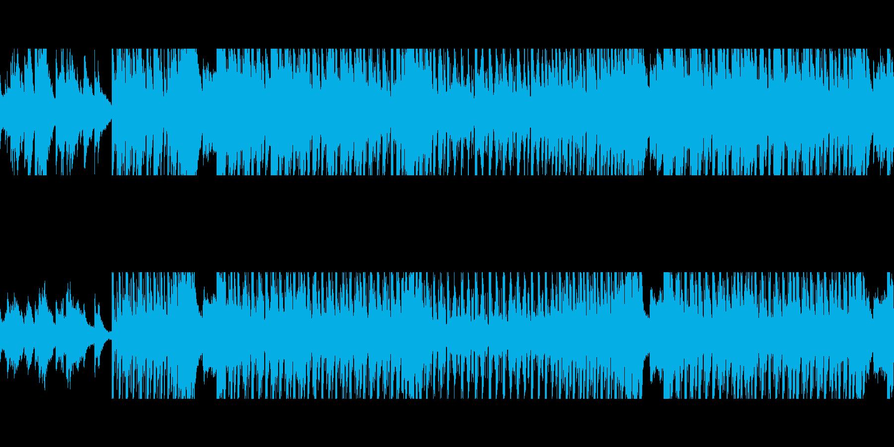 和風なEDMです。の再生済みの波形