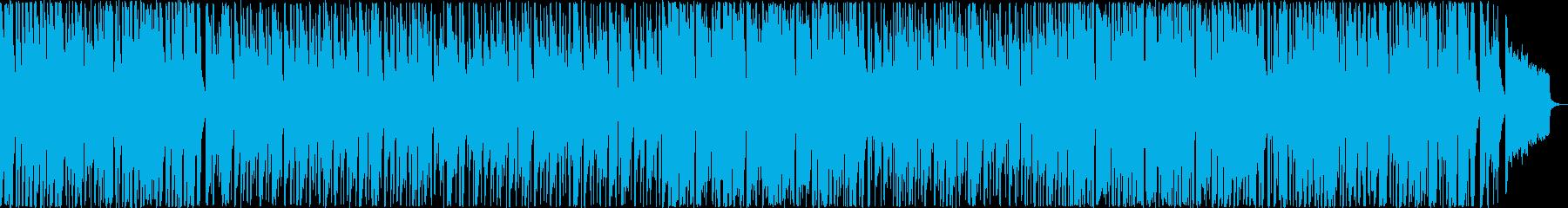 アコギとサックスのさわやかで優しい曲の再生済みの波形