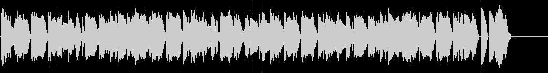 ネットCM 30秒 フルートA 日常の未再生の波形