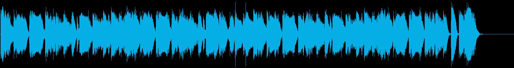 ネットCM 30秒 フルートA 日常の再生済みの波形