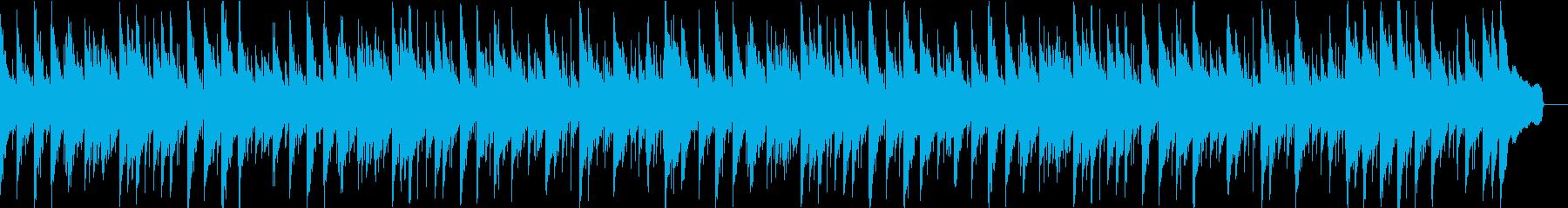 ゲーム向け。ダンジョンに使えるBGMの再生済みの波形