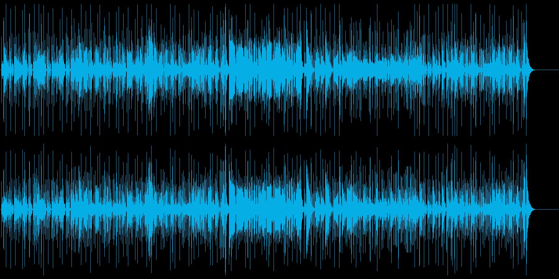 アーバンジャズ。Cool。TPメロ。の再生済みの波形