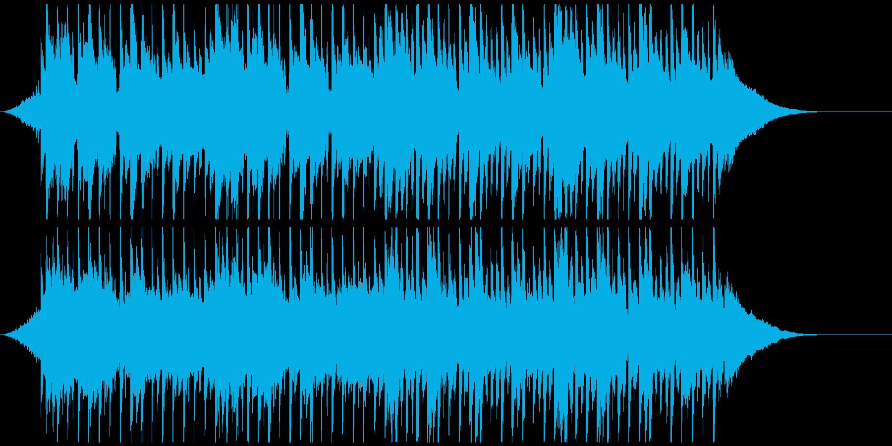 企業系ジングル ソフトロック風爽やかの再生済みの波形