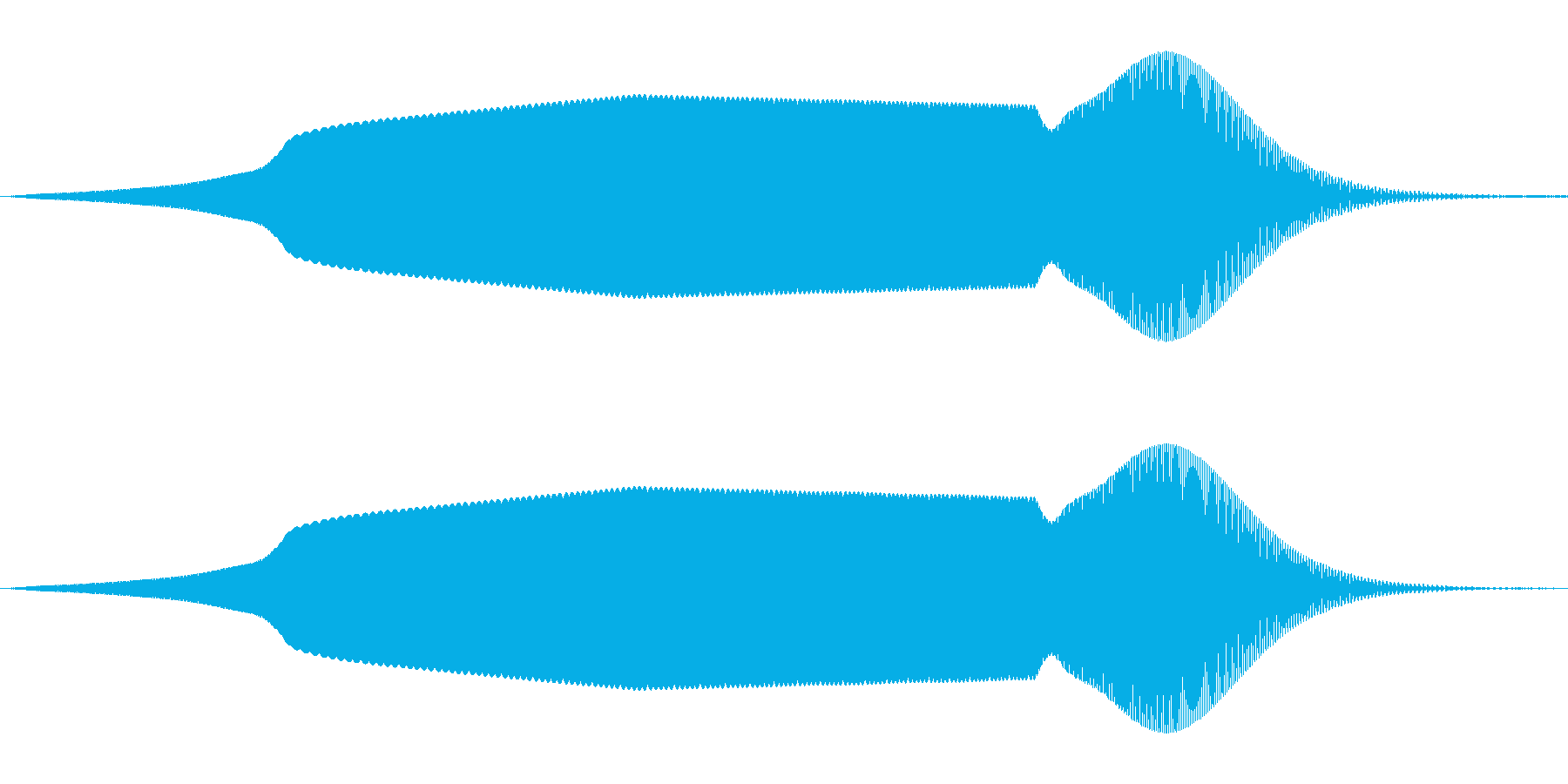 Robo ロボットが発する動作音1の再生済みの波形