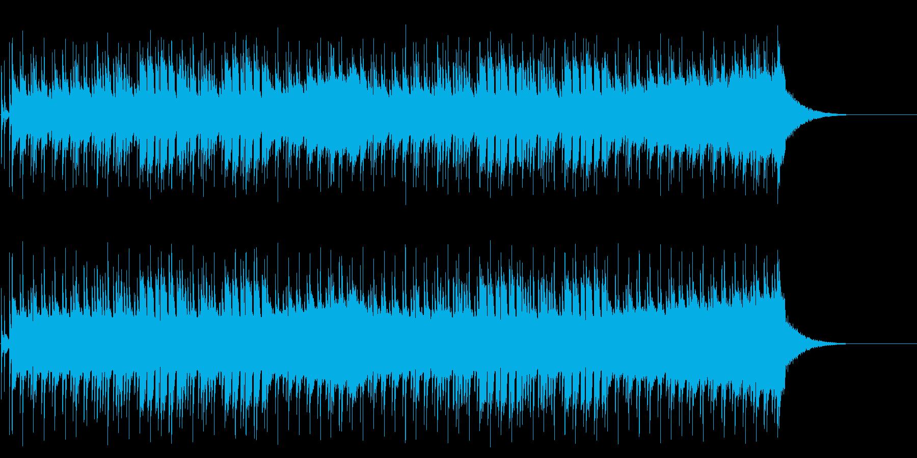 ペーソスが漂うチョッととぼけたポップの再生済みの波形