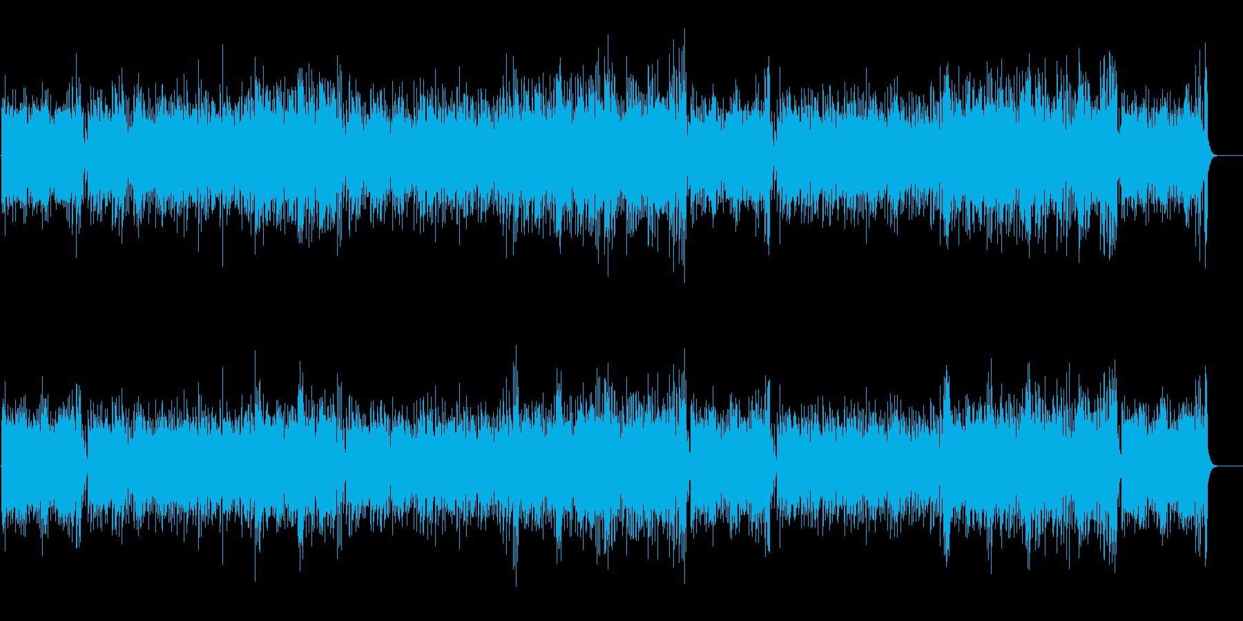 おおらか堅実 ヒット・ソング風の再生済みの波形