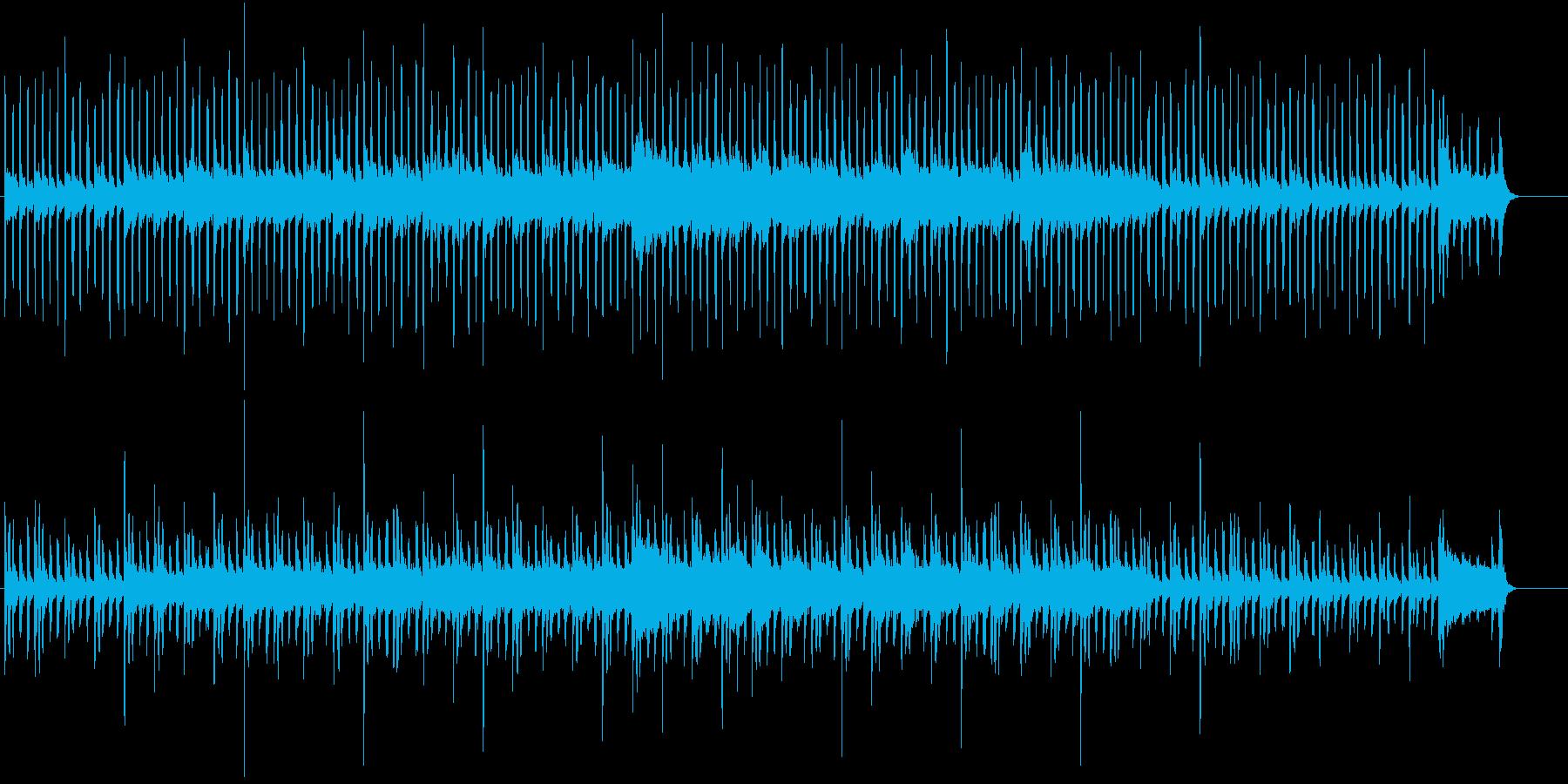 パントマイム、問題意識のあるポップスの再生済みの波形