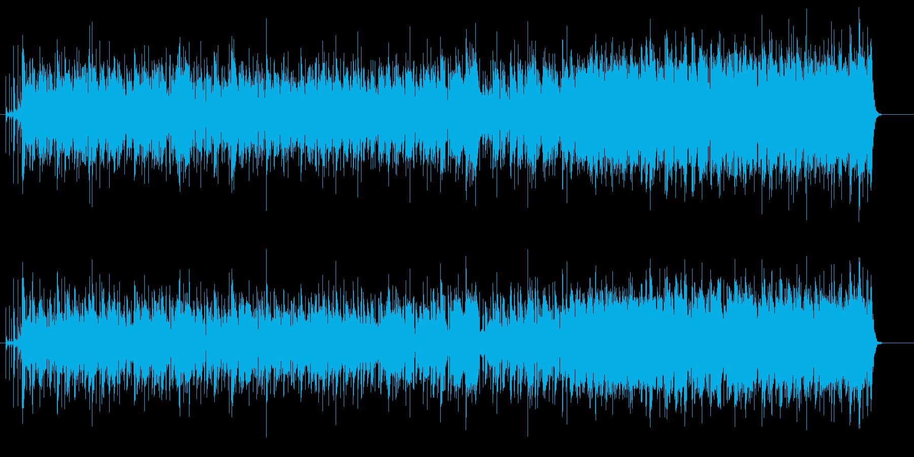 ハートにしみるリゾート・サウンドの再生済みの波形