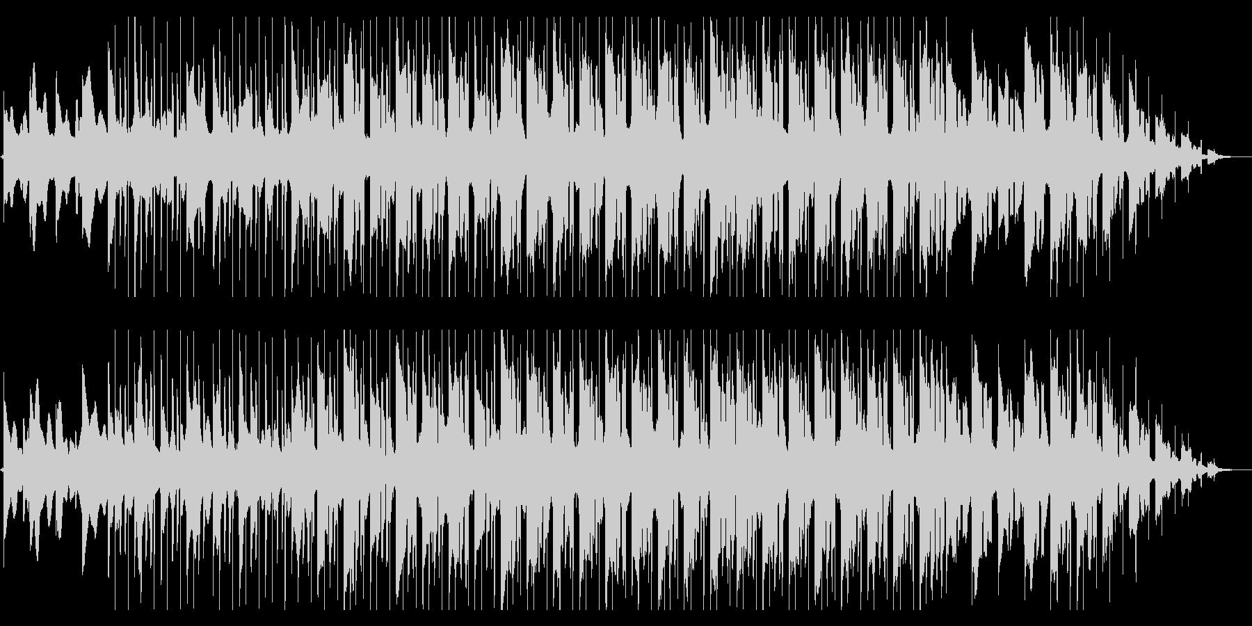 Lofi Hip Hop 02の未再生の波形