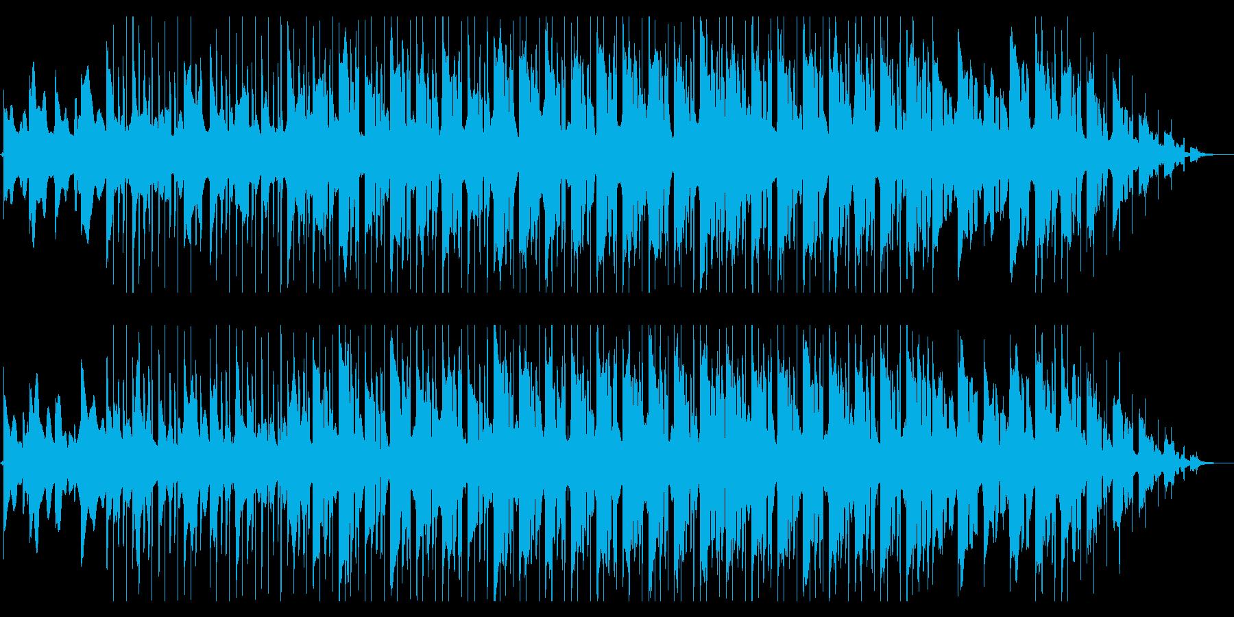 Lofi Hip Hop 02の再生済みの波形