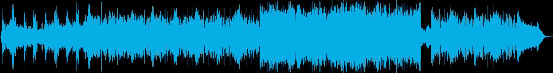 躍動感にあふれ別次元に引き込まれる音楽の再生済みの波形