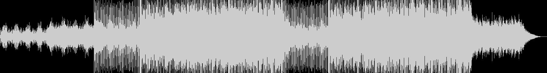 ポップなクラブ系ダンスEDM-05の未再生の波形