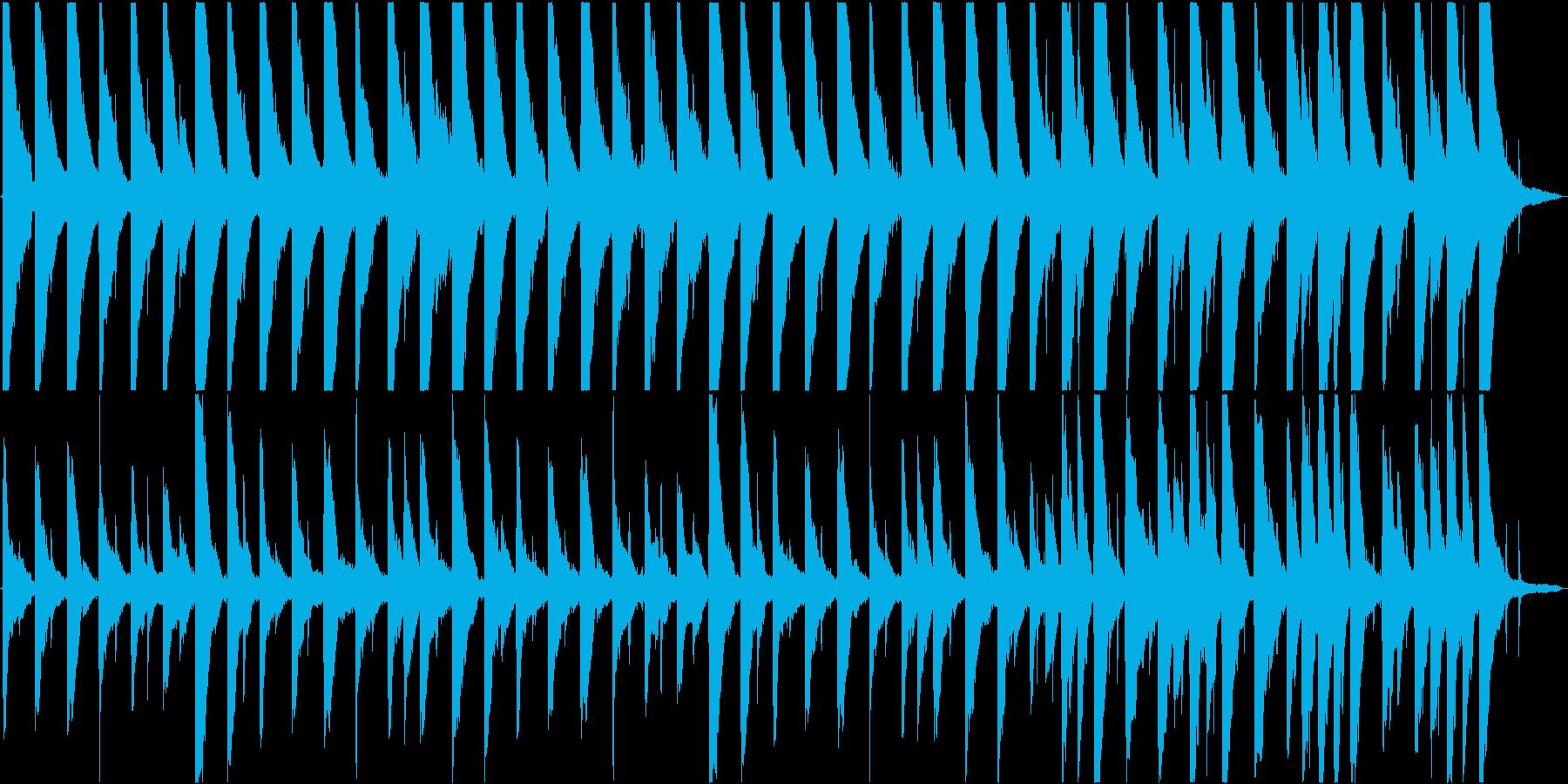悲しい曲。の再生済みの波形