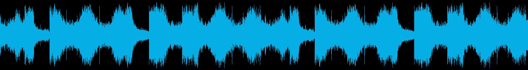 EDM リードシンセ 7 音楽制作用の再生済みの波形