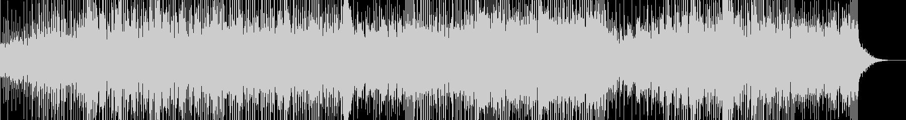 ベル系エレピの音色が印象的なロック曲の未再生の波形