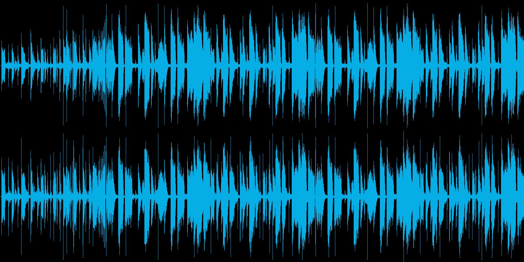 【ポップ/ファンク】の再生済みの波形