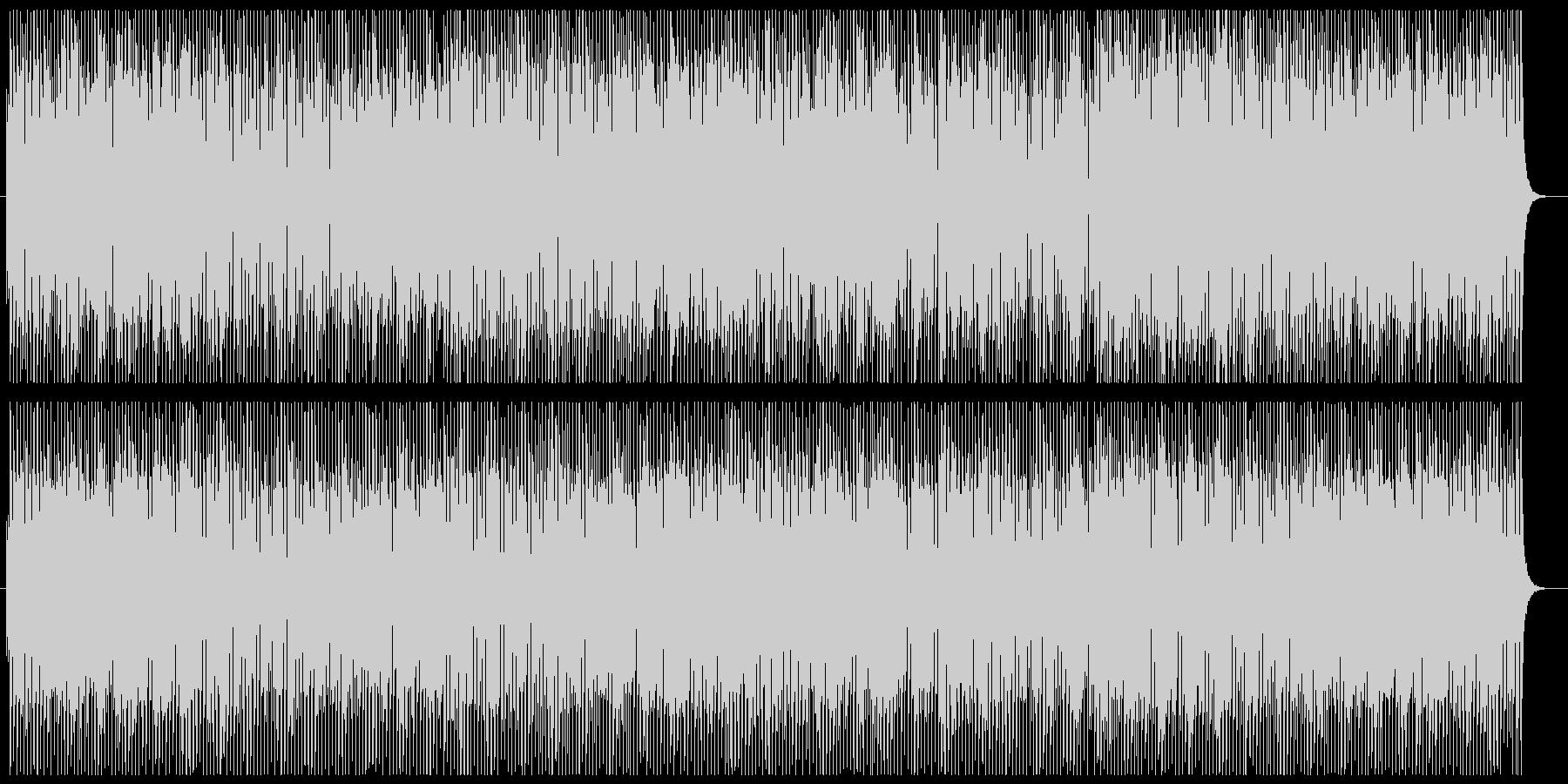 セール・イベントTVCM用の和風・正月曲の未再生の波形