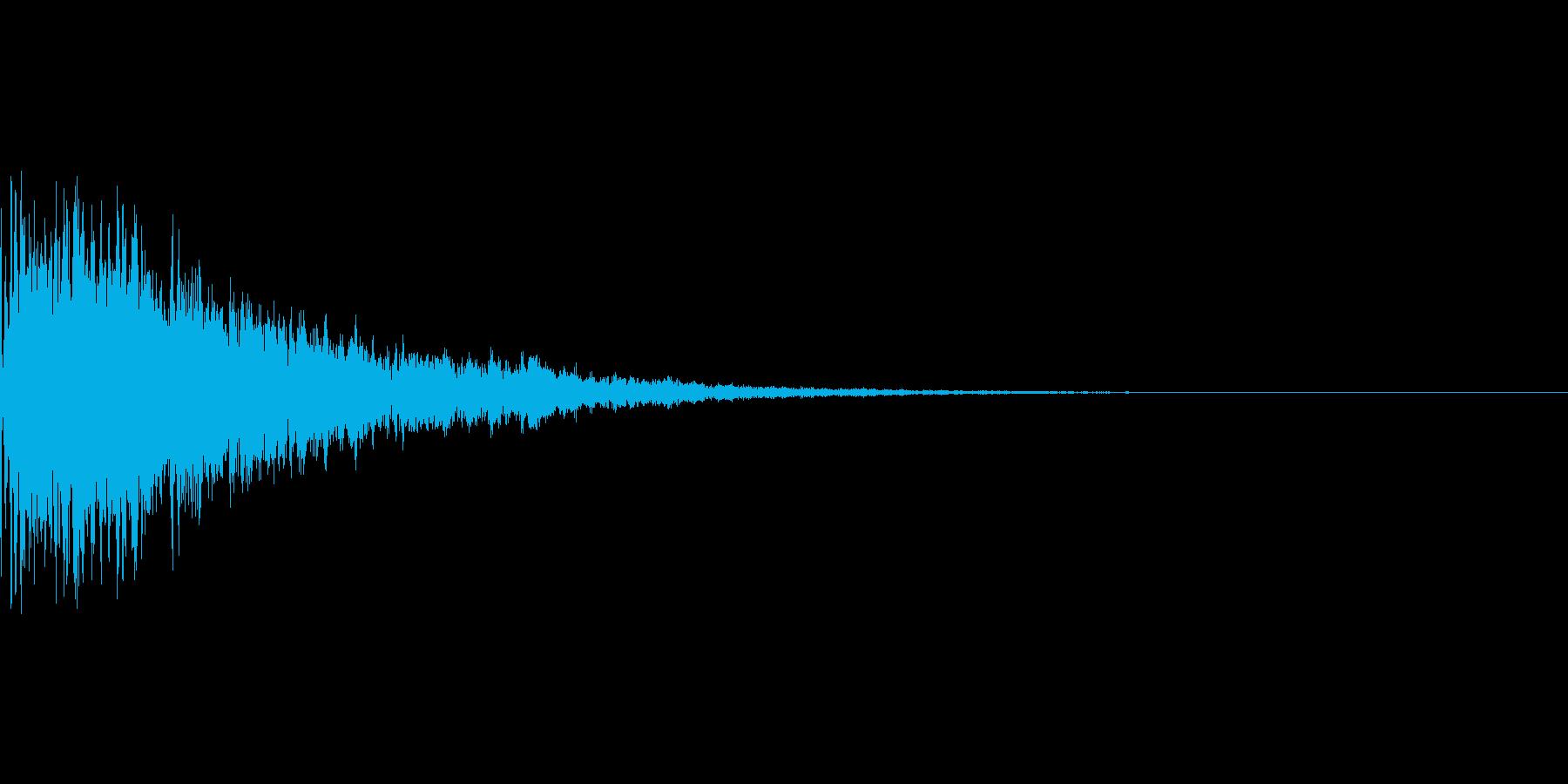 シュピーン キラーン 飛び込み 通販の再生済みの波形