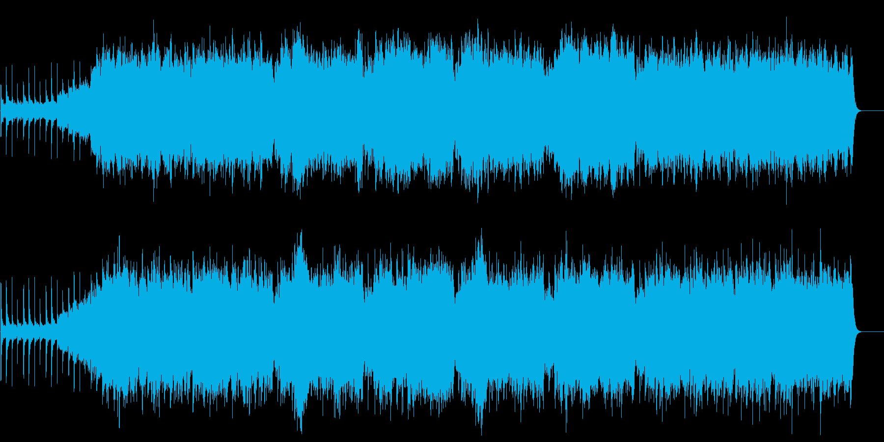 クリスマス メルヘン 目覚め 自然 神秘の再生済みの波形