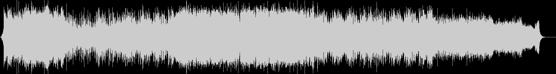 イベント 映像 オープニング曲の未再生の波形