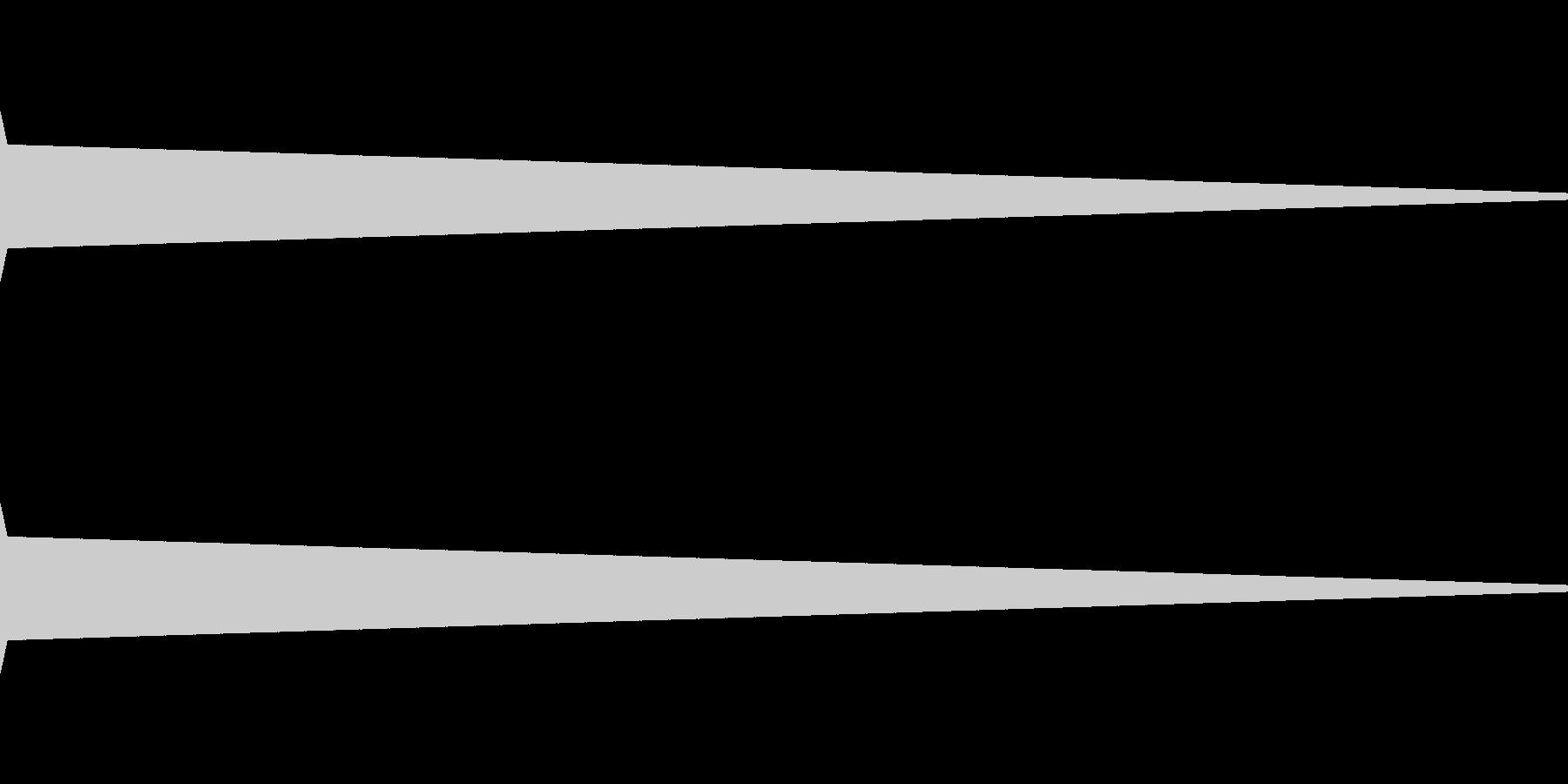 ピコーン(コイン/ピコピコ/決定/ゲットの未再生の波形