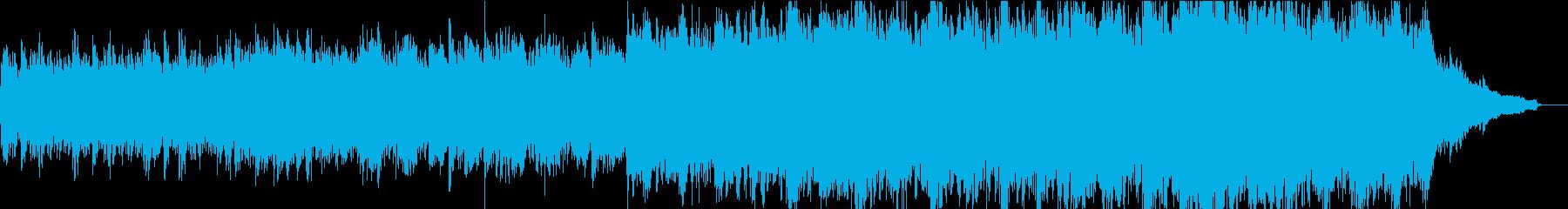 現代的な和風管弦楽②打楽器なしの再生済みの波形