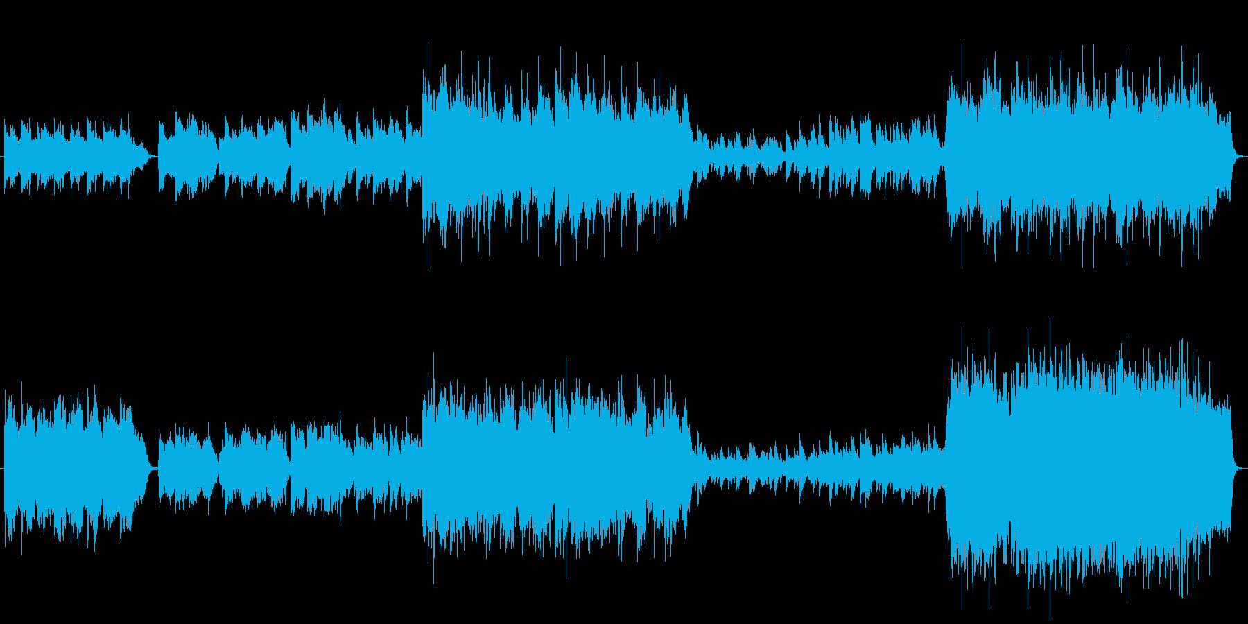 ファンタジーRPG用:森深く、エルフ族…の再生済みの波形
