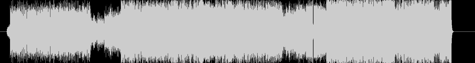 バッハの平均律クラヴィーア集をアレンジ…の未再生の波形