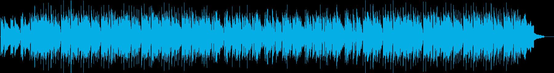 アンビエントでおしゃれなループ系チルの再生済みの波形