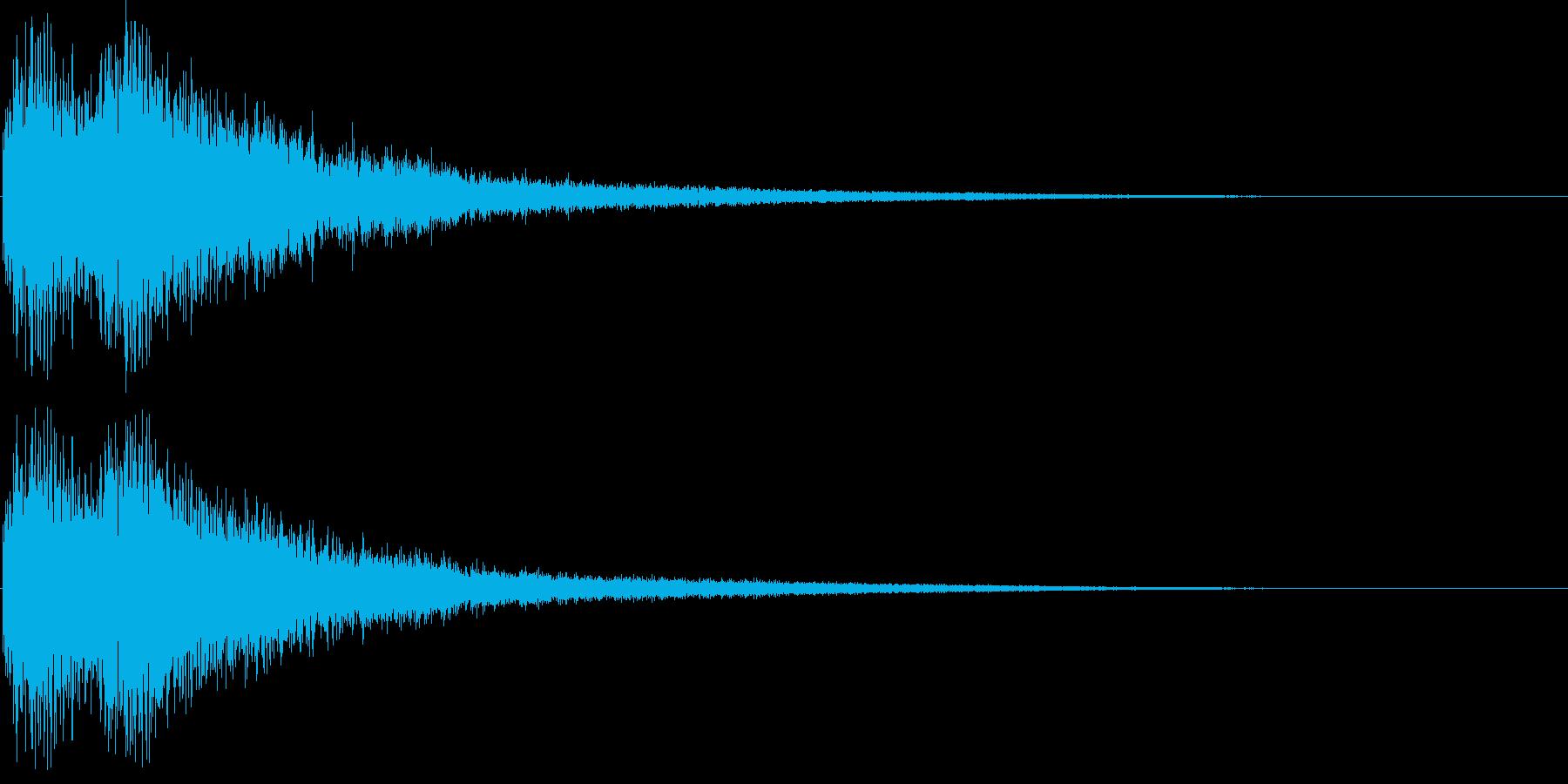 [シャン]中華風シンバル/中国/03の再生済みの波形