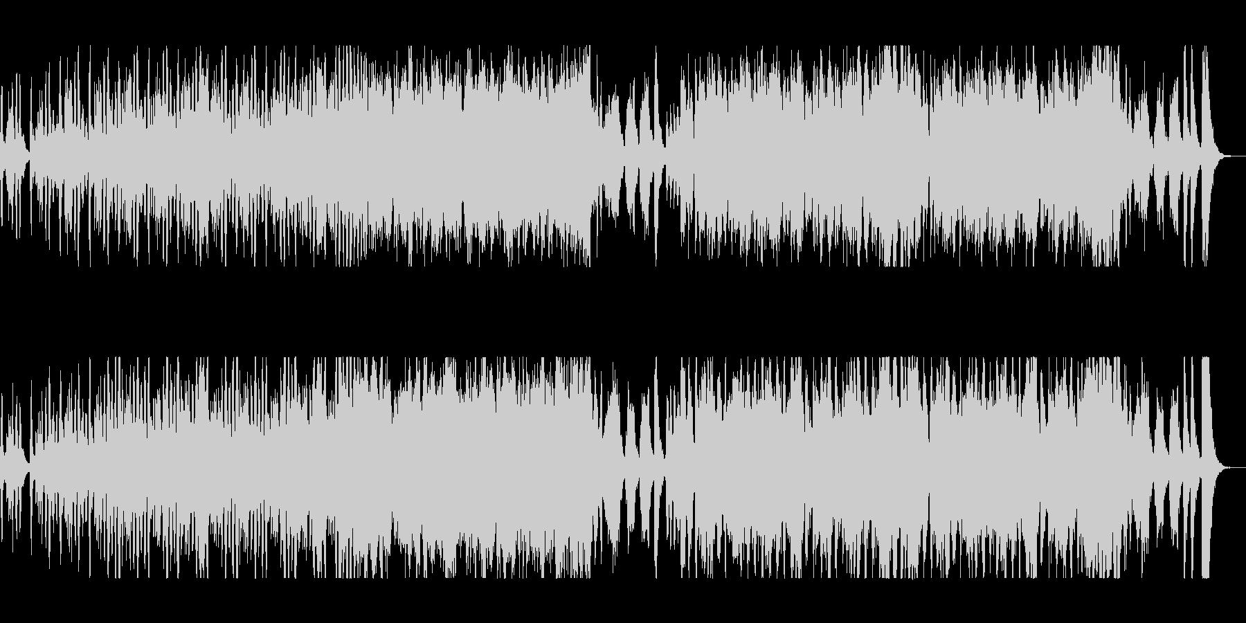 ファンタジーな管楽器シンセサウンドの未再生の波形