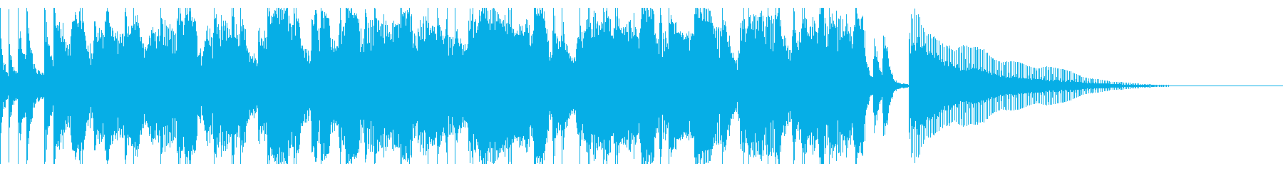 楽しく勉強する歌 プランクトンの再生済みの波形
