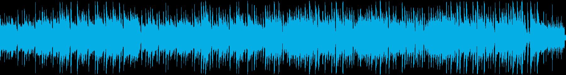 アコギとピアノが香るジャズラウンジの再生済みの波形