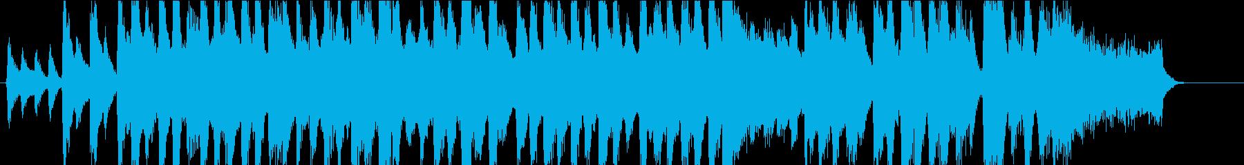 CMサイズ クリスマス・ソングですの再生済みの波形